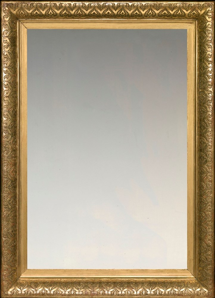 4th quarter 19th century French Orientalist frame