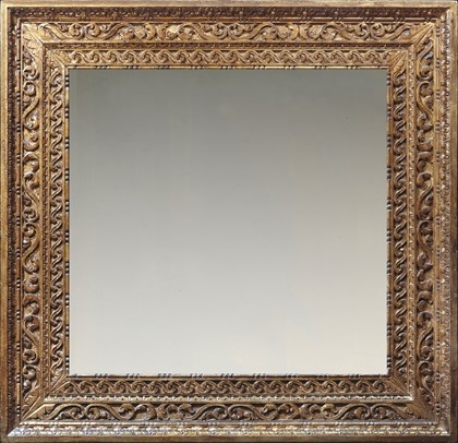 18th century British Palladian frame