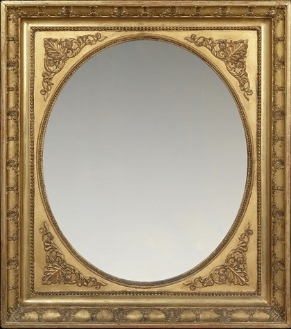 1st quarter 19th century French Empire frame