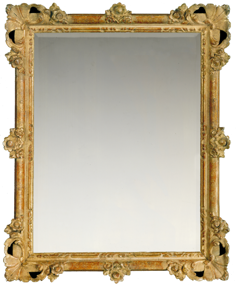 Late 17th-early 18th century French Provincial Louis XIV frame