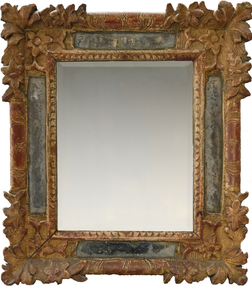 Late 17th century French late Baroque frame