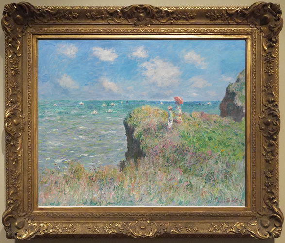 monet cliffs