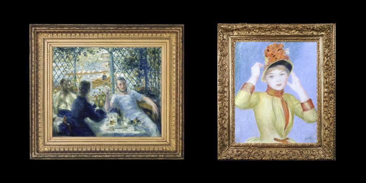 Paul Mitchell - Antique Frames Dealer - Picture Framers london