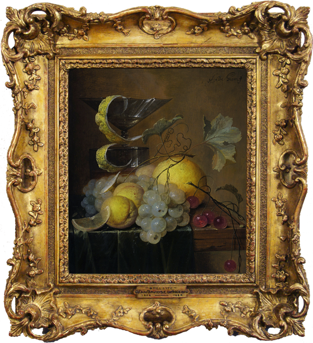 Framing Old Master Paintings Paul Mitchell Ltd
